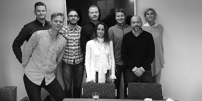 Content Marketing-gruppen til waffen oktober 2015