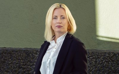 Marita Viken, juryleder for Design og teknologi