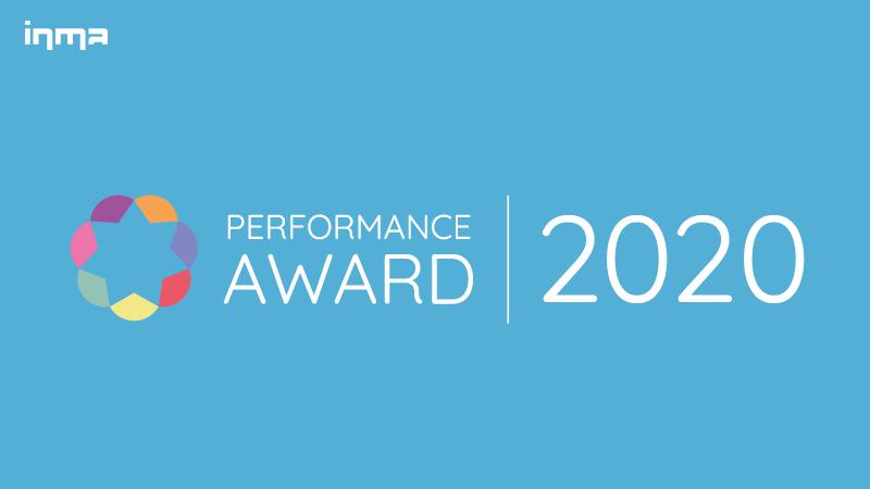 Performance Award 2020