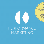 Plakat PERFORMANCE MARKETING 800x5003