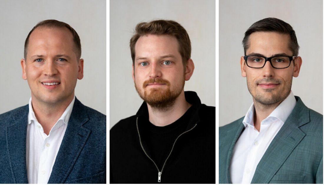 Tidligere RED-partner Magnus Strømnes Bøe, tidligere CTO i Synlighet, Vegard R. Garder og tidligere CRO-sjef i TV2, Erik Holland Haukebø har etablert Rocket sammen med Nova Consulting Group